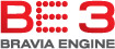 Logo Bravia Engine 3