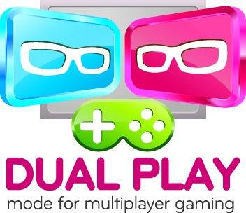 Technologie d'affichage multijoueur Dual Play
