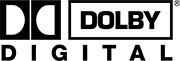 Logo Dolby Digital
