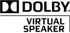 Logo Dolby Virtual Speaker