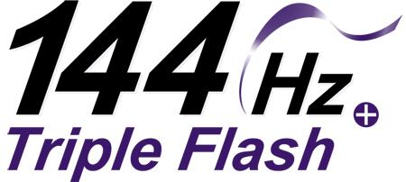 Technologie DLP Triple Flash