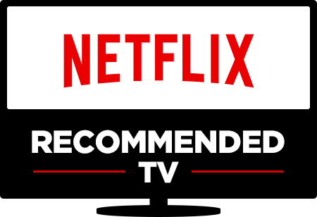 Logo Netflix Recommended TV