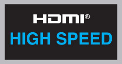 Certification HDMI High Speed