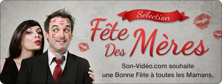Sélection spéciale Fête des Mères !