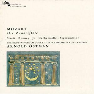 Mozart. La flûte Enchantée