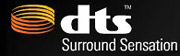 Logo DTS Surround Sensation
