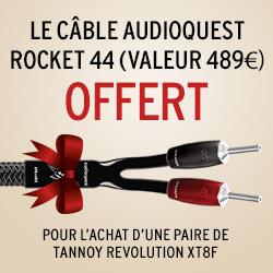 Offre de lancement Tannoy Revolution XT
