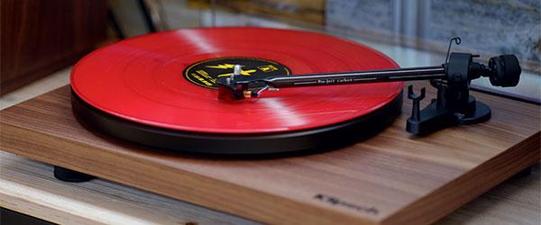 Platine vinyle Klipsch.