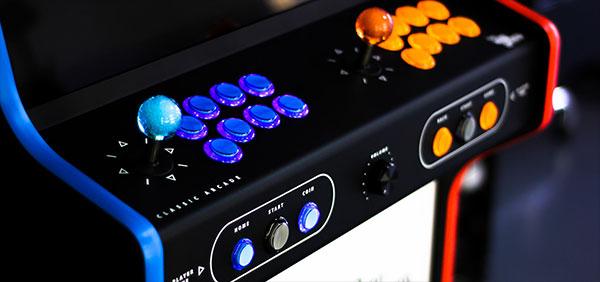 Bornes d'arcade personnalisées Neo Legend.