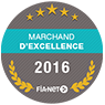 Label marchand<br />d'excellence 2016