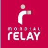 Logo de Mondial Relay.